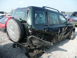 Land Rover Freelander. Yra ir benzininiai ir