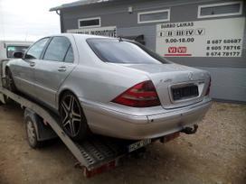 Mercedes-benz S klasė dalimis. 4,0 dyzel.