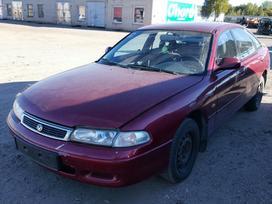 Mazda 626 dalimis. Prekyba originaliomis