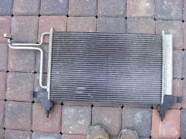 Opel Astra. buferis - radijatorius. -