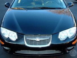 Chrysler 300m. Perku automobili po avarijos