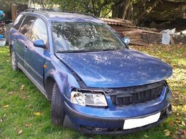 Volkswagen Passat. Vw passat b5 1.9tdi 81kw