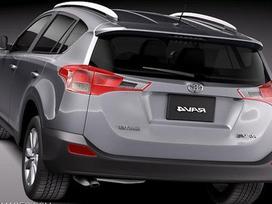 Toyota Rav4 dalimis. ! tik naujos