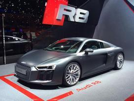 Audi R8 dalimis. ! naujos originalios