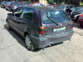 Volkswagen Golf. naudotos automobiliu dalys