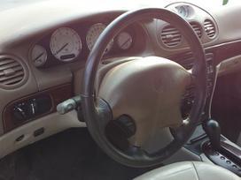Chrysler 300m dalimis. 2.7 ir 3.5 varikliu