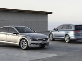 Volkswagen Passat dalimis. ! tik naujos
