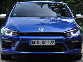 Volkswagen Scirocco dalimis. ! tik naujos