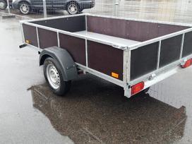 Baltic trailer B2k2500, lengvųjų automobilių