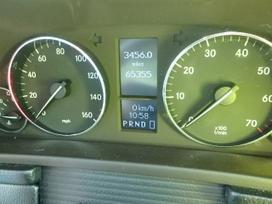 Mercedes-benz C klasė. 271 kompresor