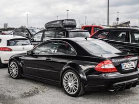 Mercedes-benz Clk63 Amg dalimis. ! naujos