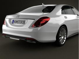 Mercedes-benz S klasė dalimis. ! naujos