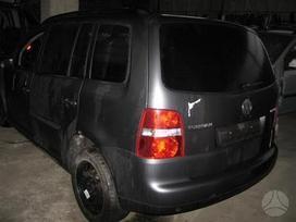 Volkswagen Touran. Turime1.9 ,2.0 dizelines