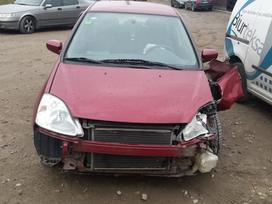 Honda Civic. Honda civic 02m. 1.6 81kw