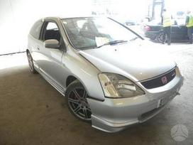 Honda Civic. Honda civic type-r. visas