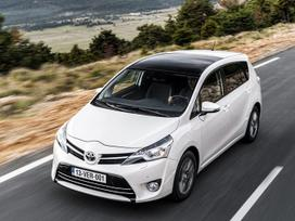 Toyota Verso dalimis. ! tik naujos