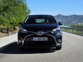 Toyota Yaris dalimis. ! tik naujos