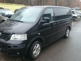 Volkswagen Multivan keleiviniai mikroautobusai
