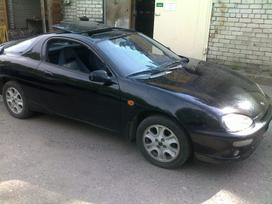 Mazda Mx-3. 1,8l v6  naudotos automobiliu