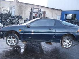 Mazda Mx-3. Dalimis