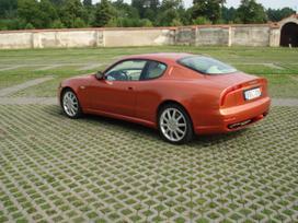 Maserati 3200 Gt. Pristatome automobilių