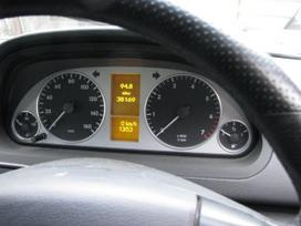 Mercedes-benz A200. A200 turbo, rida tik
