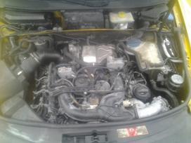 Audi A6. Bmk, nesovus panele, tik pradeta