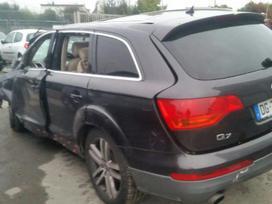 Audi Q7. Detalių pristatymas i visus lietuvos
