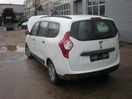 Dacia Lodgy dalimis. Prekiaujame tik renault