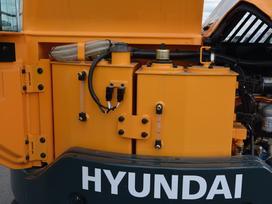 Hyundai R60cr-9a, mini ekskavatoriai