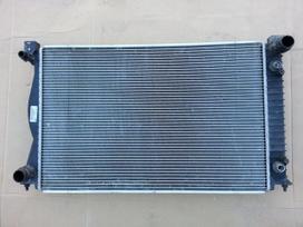 Audi A6 radiatorius, vandens radiatorius,