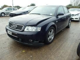 Audi A4. Pristatome automobilių dalis į namus