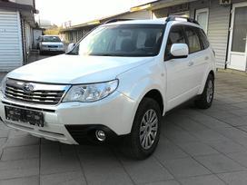 Subaru Forester, 2.0 l., visureigis