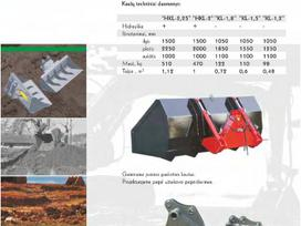 Rmg Dobilas Gvr-3 greblys vartytuv, grėbliai