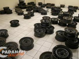 Mazda plieniniai štampuoti R15