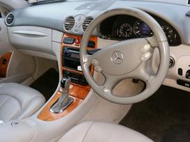 Mercedes-benz Clk klasė dalimis. Superkame