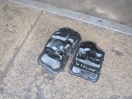 Mazda 6. Variklio ir greičių dėžės karteriai.