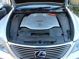 Lexus Ls 600 h dalimis. 2ur-fse