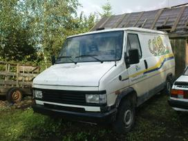 Peugeot J5, krovininiai mikroautobusai