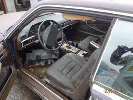 Mercedes-benz S klasė dalimis