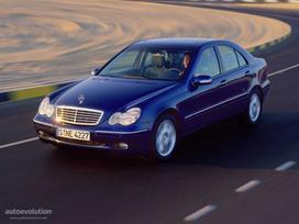 Mercedes-benz C klasė. Kompressor