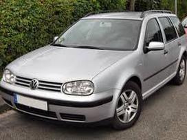 Volkswagen Golf. Yra varikliai 1.4 1.6 2