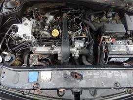 Renault Laguna dalimis. Turime ivairiu
