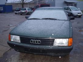 Audi 100 (C4). Dalimis