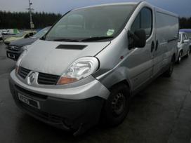 Renault Trafic 2.0dci. Pristatymas Lietuvoje