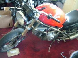 Ducati Monster, street / klasikiniai