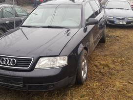 Audi A6. Audi a6 00m. 2.5tdi 132kw, , dalimis