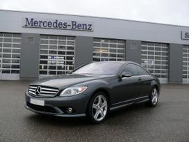 Mercedes-benz Cl500 5.5 l. kupė (coupe)