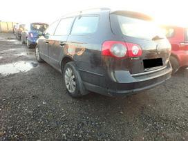 Volkswagen Passat dalimis. Naujai ardomas