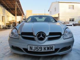 Mercedes-benz Slk klasė. Specializuota